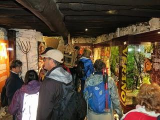 Museo de la castaña. Valle del Genal