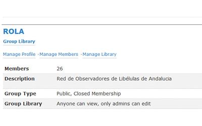 Grupos bibliográficos en Zotero