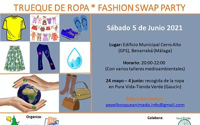 5 de Junio: Día del Medio Ambiente y Trueque de ropa
