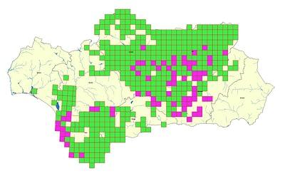 IV Sondeo de nutria en España: provincia de Córdoba