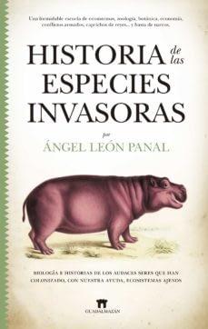Especies invasoras Angel León