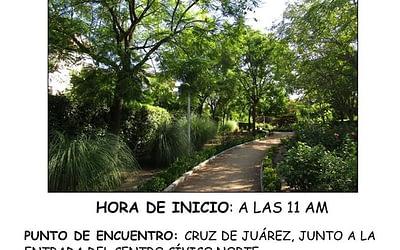 Septiembre 2015: Jardines de la Huerta de San Rafael